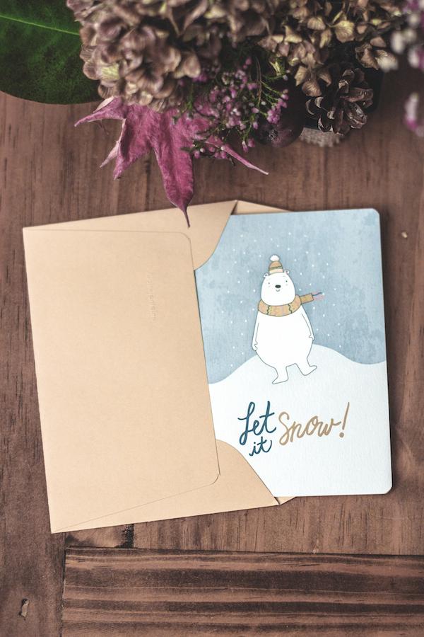navidad-christmas-postales-tarjetas-ilustración-donostia-gipuzkoa let it snow